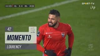 Gil Vicente FC, Jogada, Lourency aos 42'