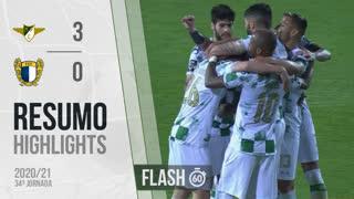 Liga NOS (34ªJ): Resumo Flash Moreirense FC 3-0 FC Famalicão