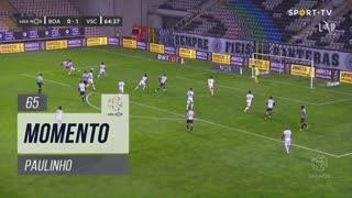 Boavista FC, Jogada, Paulinho aos 65'