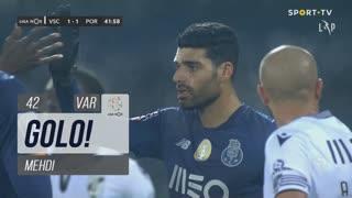 GOLO! FC Porto, Mehdi aos 42', Vitória SC 1-1 FC Porto