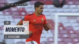 SL Benfica, Jogada, L. Verissimo aos 15'