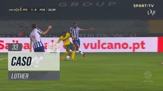FC P.Ferreira, Caso, Luther aos 33'