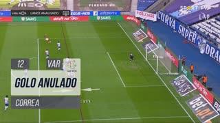 Marítimo M., Golo Anulado, Correa aos 12'