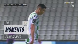 Moreirense FC, Jogada, Filipe Soares aos 30'