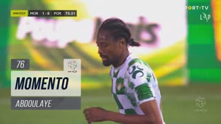 Moreirense FC, Jogada, Abdoulaye aos 76'