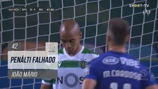 Sporting CP, Jogada, João Mário aos 42'