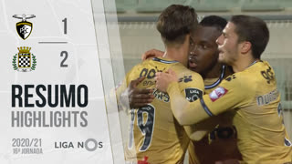 Liga NOS (16ªJ): Resumo Portimonense 1-2 Boavista FC