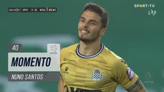Boavista FC, Jogada, Nuno Santos aos 40'