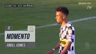 Boavista FC, Jogada, Angel Gomes aos 8'