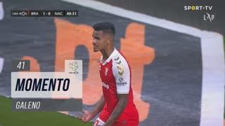 SC Braga, Jogada, Galeno aos 41'
