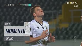 Vitória SC, Jogada, Bruno aos 90'+1'