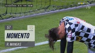 Boavista FC, Jogada, R. Mangas aos 57'