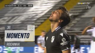Vitória SC, Jogada, Rochinha aos 36'