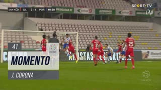 FC Porto, Jogada, J. Corona aos 41'