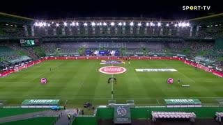 Sporting CP x Belenenses SAD: Confere aqui a constituição das equipas!