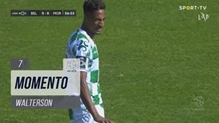 Moreirense FC, Jogada, Walterson aos 7'