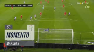 Gil Vicente FC, Jogada, Marques aos 63'