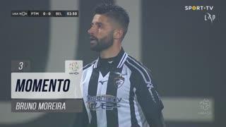 Portimonense, Jogada, Bruno Moreira aos 3'