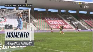 FC P.Ferreira, Jogada, Fernando Fonseca aos 49'
