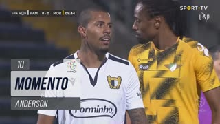 FC Famalicão, Jogada, Anderson aos 10'