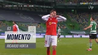 SC Braga, Jogada, Ricardo Horta aos 63'