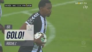 GOLO! CD Nacional, Rochez aos 68', CD Nacional 1-4 Portimonense