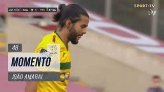 FC P.Ferreira, Jogada, João Amaral aos 48'