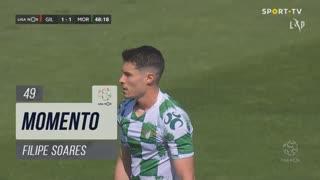 Moreirense FC, Jogada, Filipe Soares aos 49'