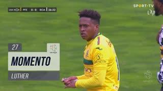 FC P.Ferreira, Jogada, Luther aos 27'
