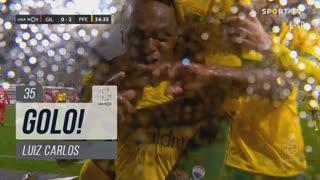 GOLO! FC P.Ferreira, Luiz Carlos aos 35', Gil Vicente FC 0-2 FC P.Ferreira