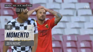 SL Benfica, Jogada, Seferovic aos 18'