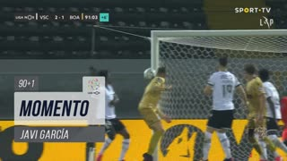 Boavista FC, Jogada, Javi García aos 90'+1'