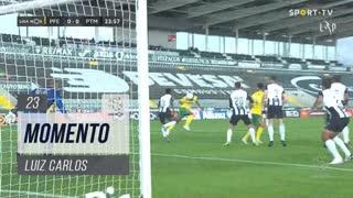 FC P.Ferreira, Jogada, Luiz Carlos aos 23'