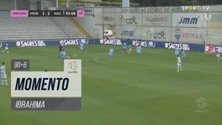 Moreirense FC, Jogada, Ibrahima aos 90'+6'