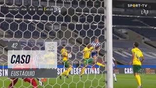 FC P.Ferreira, Caso, Eustáquio aos 42'