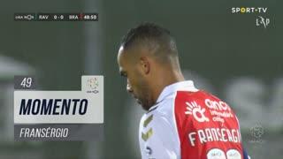SC Braga, Jogada, Fransérgio aos 49'