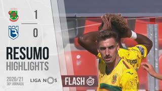 Liga NOS (30ªJ): Resumo Flash FC P.Ferreira 1-0 Belenenses SAD
