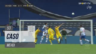 FC Porto, Caso, Mehdi aos 53'