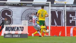 Boavista FC, Jogada, Angel Gomes aos 35'