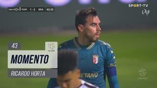 SC Braga, Jogada, Ricardo Horta aos 43'
