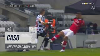 Santa Clara, Caso, Anderson Carvalho aos 43'