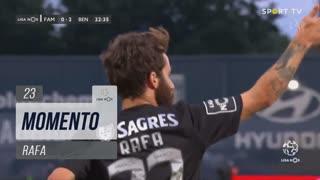 SL Benfica, Jogada, Rafa aos 23'