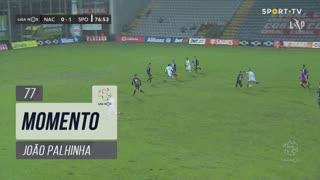 Sporting CP, Jogada, João Palhinha aos 77'
