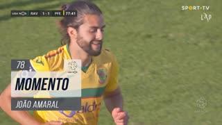 FC P.Ferreira, Jogada, João Amaral aos 78'