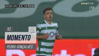 Sporting CP, Jogada, Pedro Gonçalves aos 52'