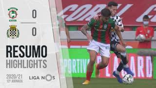 Liga NOS (12ªJ): Resumo Marítimo M. 0-0 Boavista FC