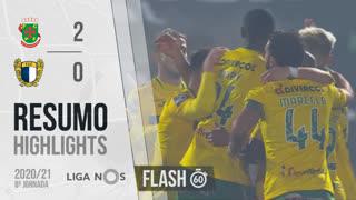 Liga NOS (8ªJ): Resumo Flash FC P.Ferreira 2-0 FC Famalicão