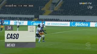 FC Porto, Caso, Mehdi aos 34'