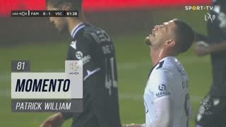 FC Famalicão, Jogada, Patrick William aos 81'