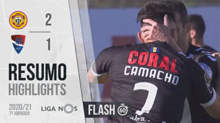 I Liga (7ªJ): Resumo Flash CD Nacional 2-1 Gil Vicente FC